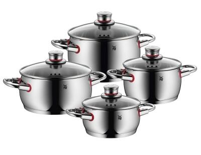 WMF Kochgeschirr-Set 4-teilig Quality One