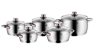 WMF Kochtopf-Set Quality One, 5-teilig