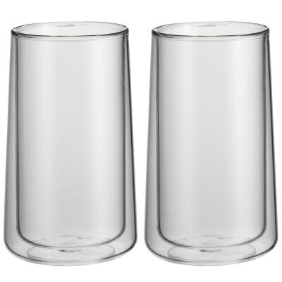 WMF Latte Macchiato Glas Coffee Time, 2er Set