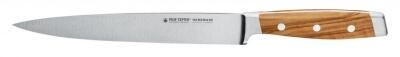 Felix Zepter Fleisch- und Tranchiermesser First Class Wood, 21 cm