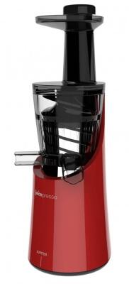 Jupiter Entsafter Juicepresso plus in rot