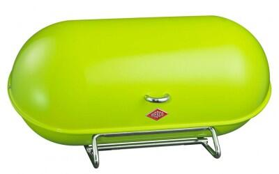 Wesco Brotkasten Breadboy in limegreen