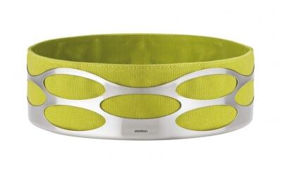 Stelton Brotschale Embrace in lime