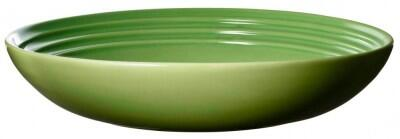 Le Creuset Suppenteller in palm