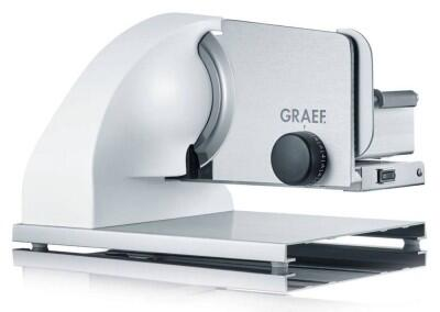 GRAEF Allesschneider Sliced Kitchen SKS 901 in weiß-matt
