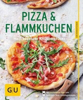Pfannebecker Inga: Pizza & Flammkuchen