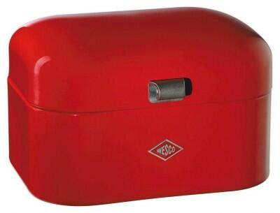 Wesco Brotkasten Single Grandy in rot
