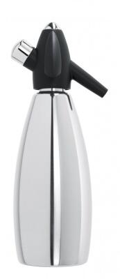 iSi Soda Siphon in silber, 1 Liter